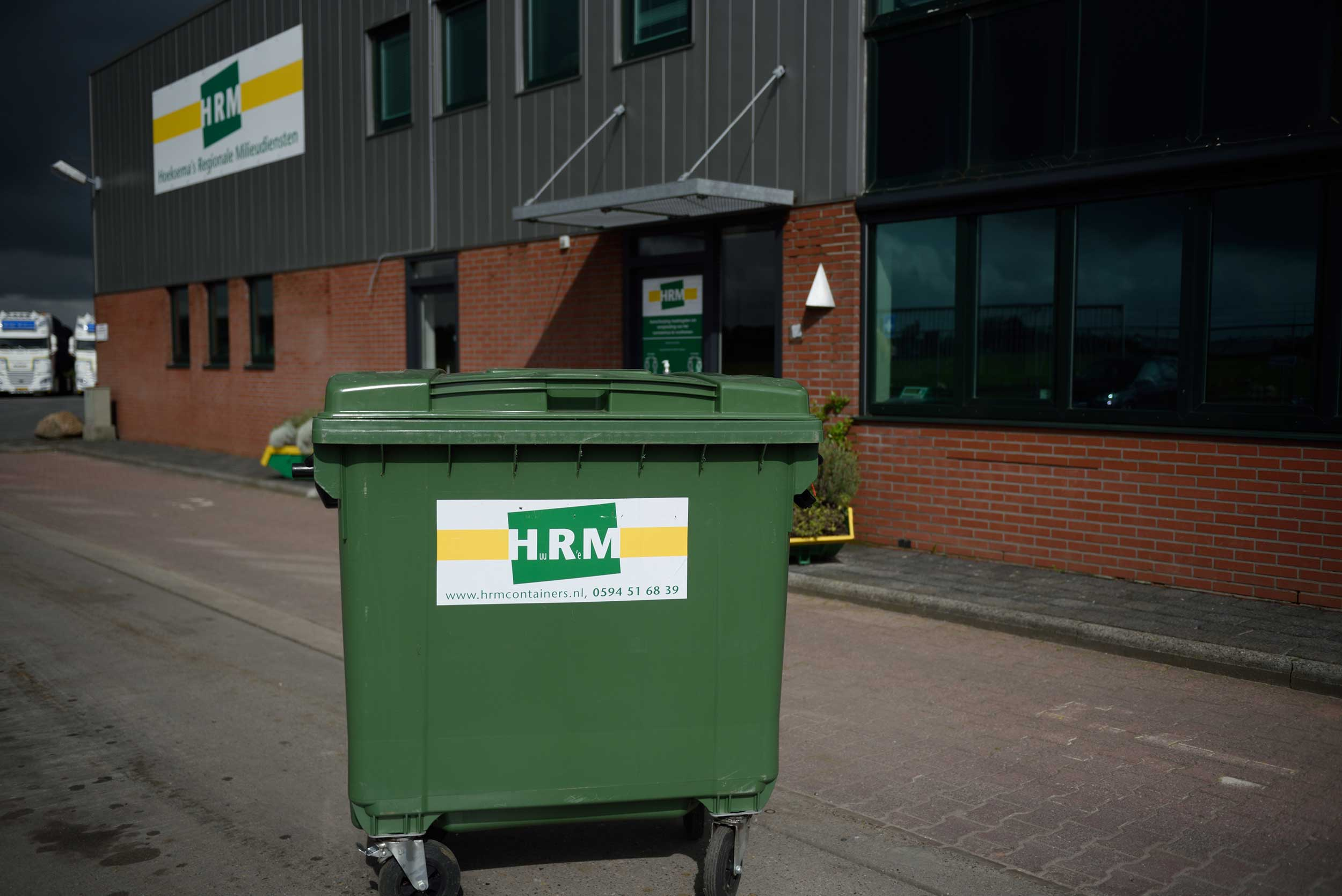 HRM Nederland - Rolcontainers